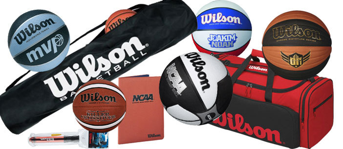 WILSON SPORTING GOODS. Las cosas bien hechas. Esencia de la NCAA 