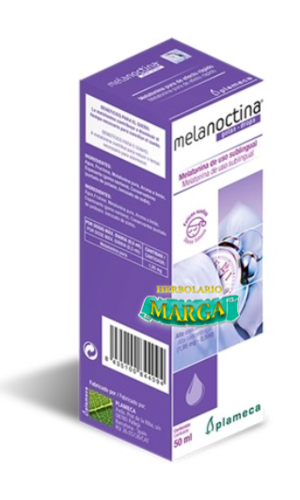 Melanoctina Gotas 50ml. 1,95mg. Plameca