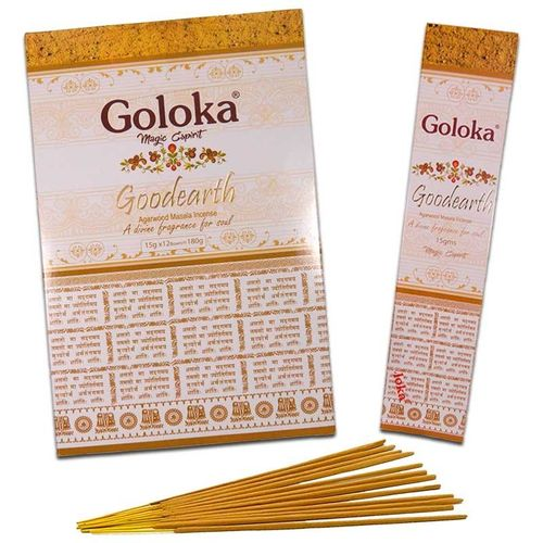 Incienso Goloka Masala GoodEarth