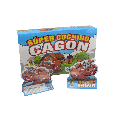 Super cochino cagon