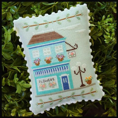 Country Cottage Needleworks - Main Street Flower Shop