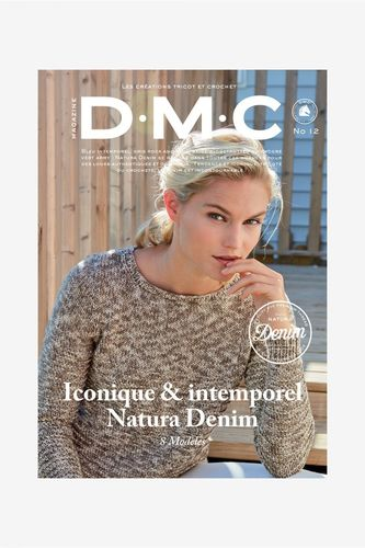 DMC - Catalogue Natura Denim Medium n°12