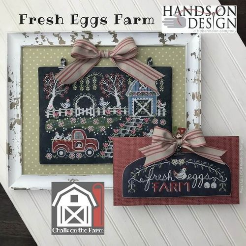 Hands on Design - Fresh Eggs farm