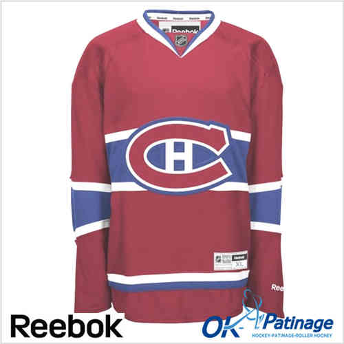 Reebok Maillot NHL MONTREAL CANADIENS