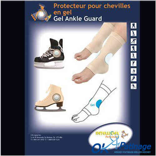 Protection gel malleoles Ankle guard