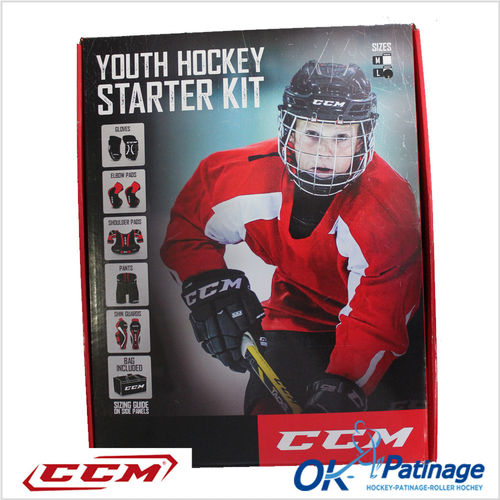 CCM kit de protection Enfant