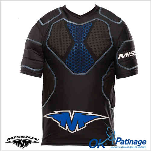 Mission T Shirt Compression Elite