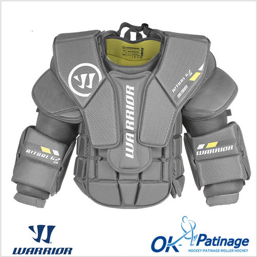 Warrior plastron Ritual G2