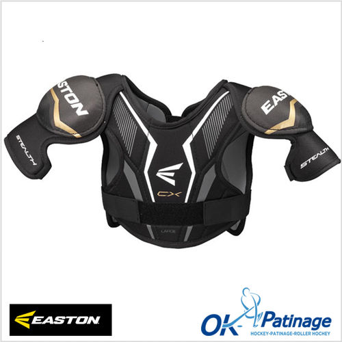 Easton Epaulière Stealt CX enfant