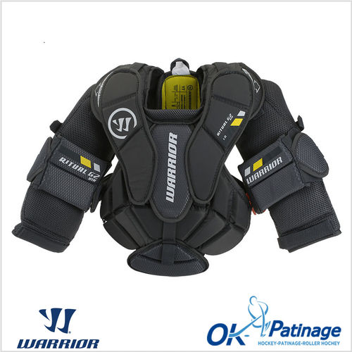 Warrior plastron Ritual G2 enfant