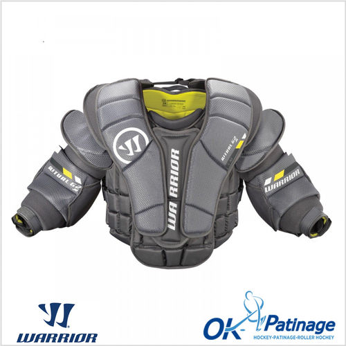 Warrior plastron Ritual G2 junior