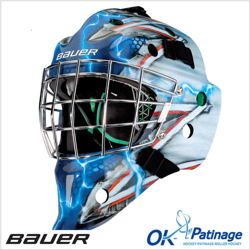 Bauer masque NME4 King NYR