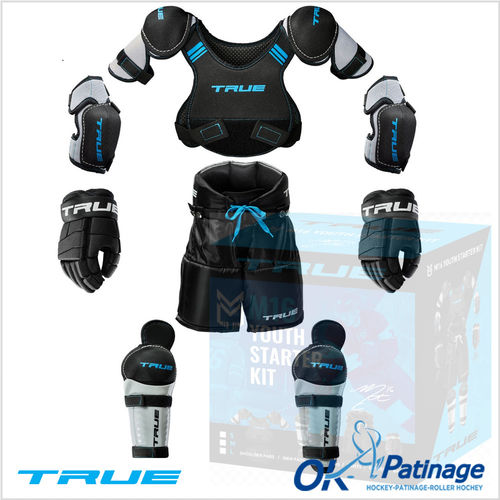 True kit de protections enfant  M16