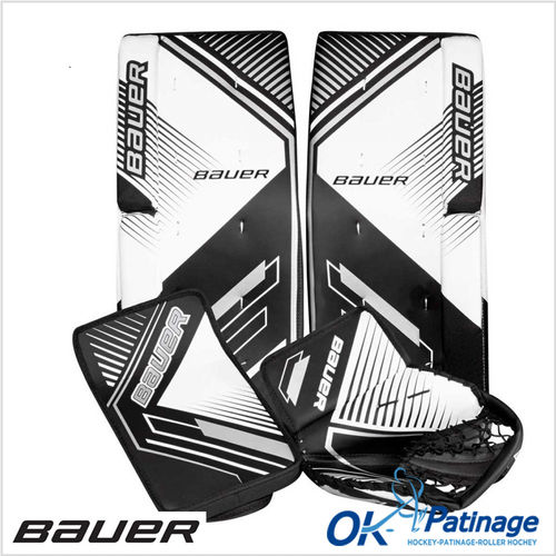 Bauer  kit gardien street hockey