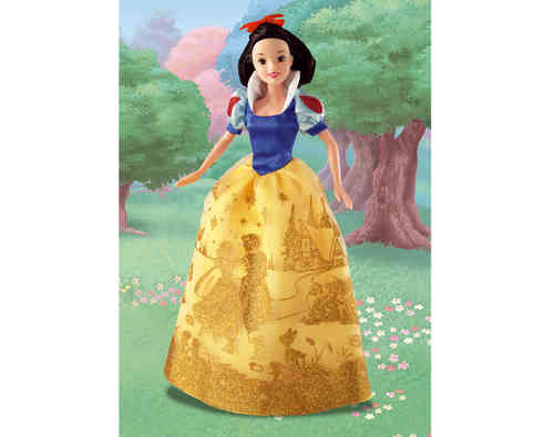 Poupée Princesse Disney Blanche Neige 30 cm ( version collection de luxe )