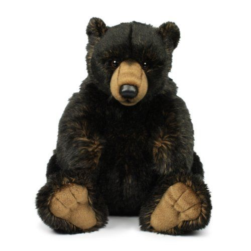 Peluche ours Grizzly 32 cm WWF