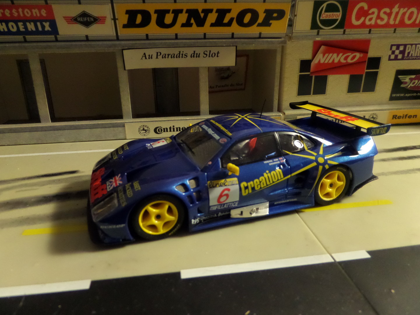 LISTER STORM #6