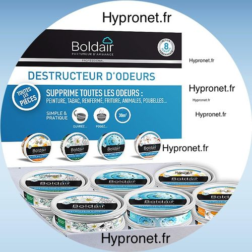 Gel Destructeur d'odeur BolDair 300GR