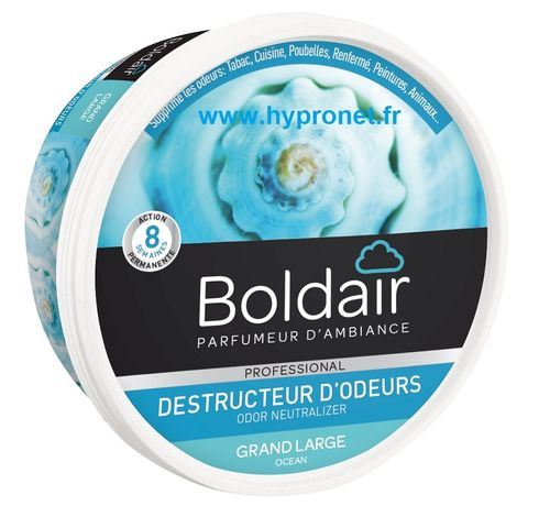 Gel Destructeur d'odeur BolDair Grand Large 300GR