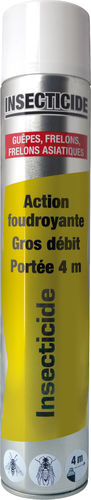 INSECTICIDE Guepes Gros débit 750 ml