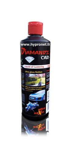 ULTRA WAXXX 500ML Liquide de lustrage DIAMAND'S CAR