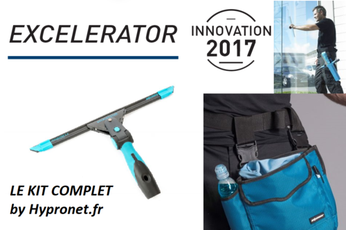 Kit Excelerator - MOERMAN
