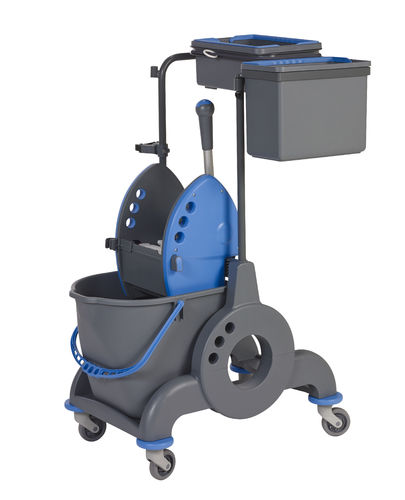 GIOTTO COMPACT Chariot de ménage lavage 25L