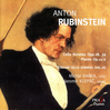 Anton RUBINSTEIN (1829-1894) : CELLO SONATAS Op 18 & 39 - THREE PIECES Op 11- Kanka (cello), Klepac