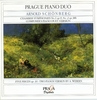 Arnold SCHOENBERG : CHAMBER SYMPHONIES Nos 1 &.2. FIVE PIECES Op.16 - Prague Piano Duo