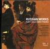 RUSSIAN WORKS FOR CELLO & PIANO - M. KANKA, M. JERIE (cello), J. Klepac, I. Klansky (p) - 4CD Box