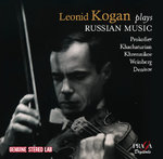 Leonid Kogan plays Russian Violin Concertos