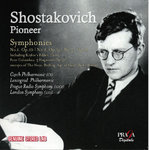 Dmitry Shostakovich: The Pioneer (1921-1932)