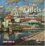 EMIL GILELS PLAYS RUSSIAN CONCERTOS