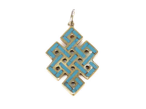 Endless knot Pendent - Size 3