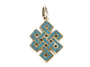 Endless knot Pendent - Size 2