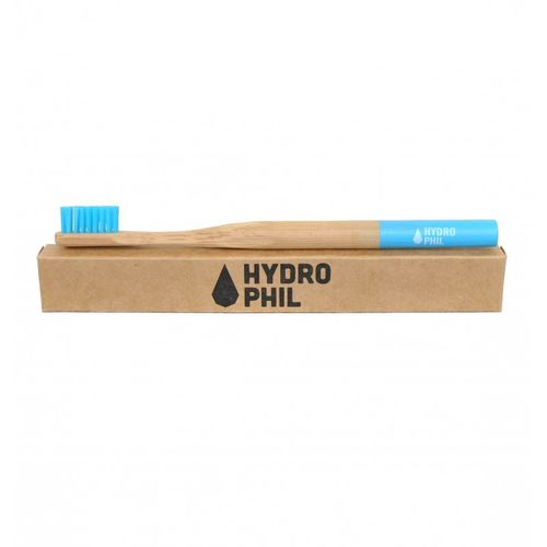 Sustainable toothbrush Blue // medium-soft