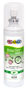 PEDIAKID BOUCLIER INSECT'SPRAY