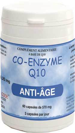 CO-ENZYME Q10  PACK ECONOMIQUE DE 3 BOITES