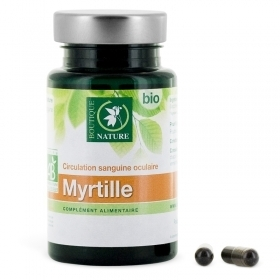 MYRTILLE BIO protection occulaire