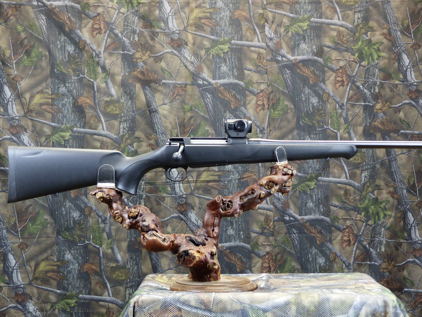 Sauer 100 Classic XT-Version pack