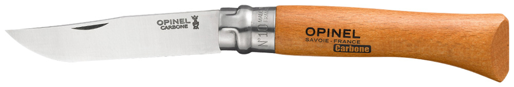 Opinel CARBONE TRADITION n° 10