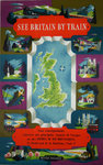 Affiche  See Britain By Train   British Railways  1950   Eric   Lander
