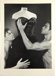 Affiche   David and Carlos  New York  1992   Photographe  Bruce Weber The Manipulator  1993