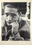 Affiche  Jason Priestley  Photo  By   Bruce Weber For Pepe Jeans Campaign The Manipulator 1993