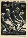 Affiche  Tour de France  1949  Fausto Coppi  Jacques Marinelli   Couverture de Revue