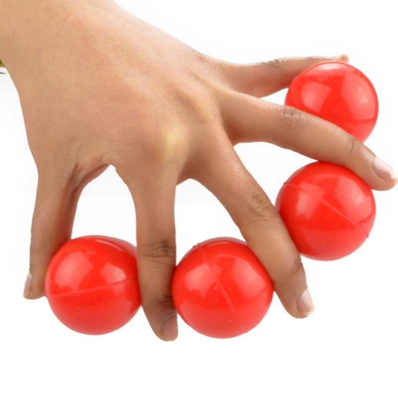 Small Multiplying Balls(red)