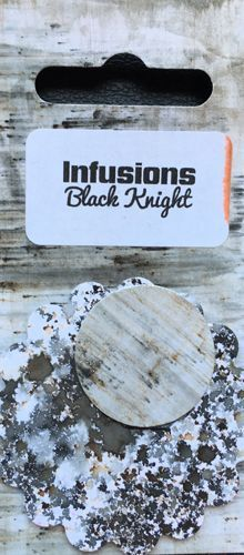 Black Knight - Infusions Dye PaperArtsy