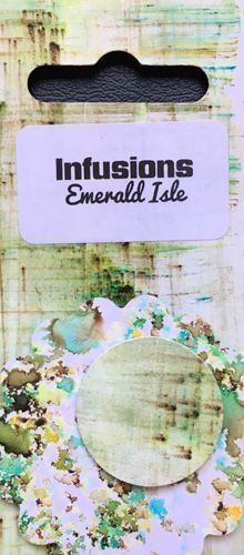 Emerald Isle - Infusions Dye PaperArtsy
