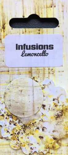 Lemoncello - Infusions Dye PaperArtsy