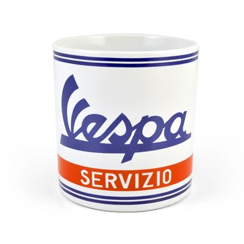 TAZZA MUG SERVIZIO VESPA
